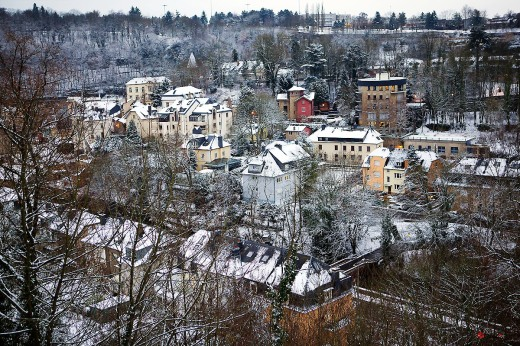 07 Chiều Ðông Luxembourg